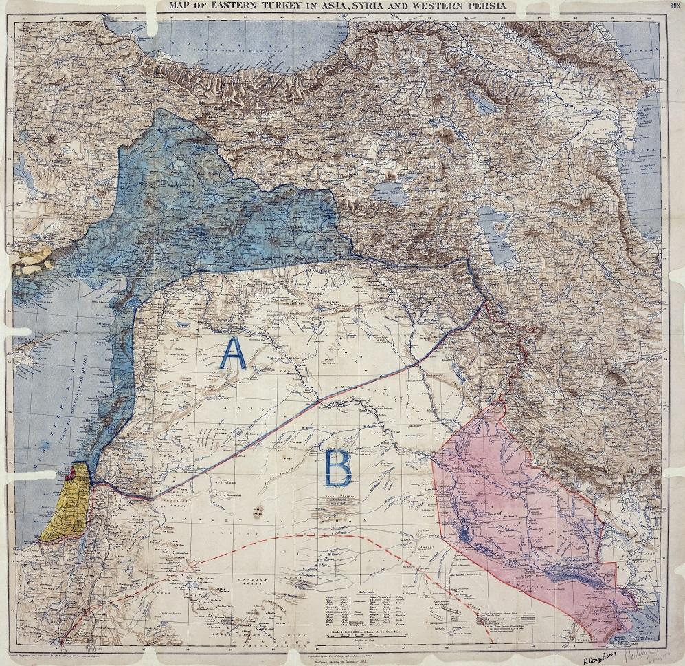 χάρτης σάικς πικό