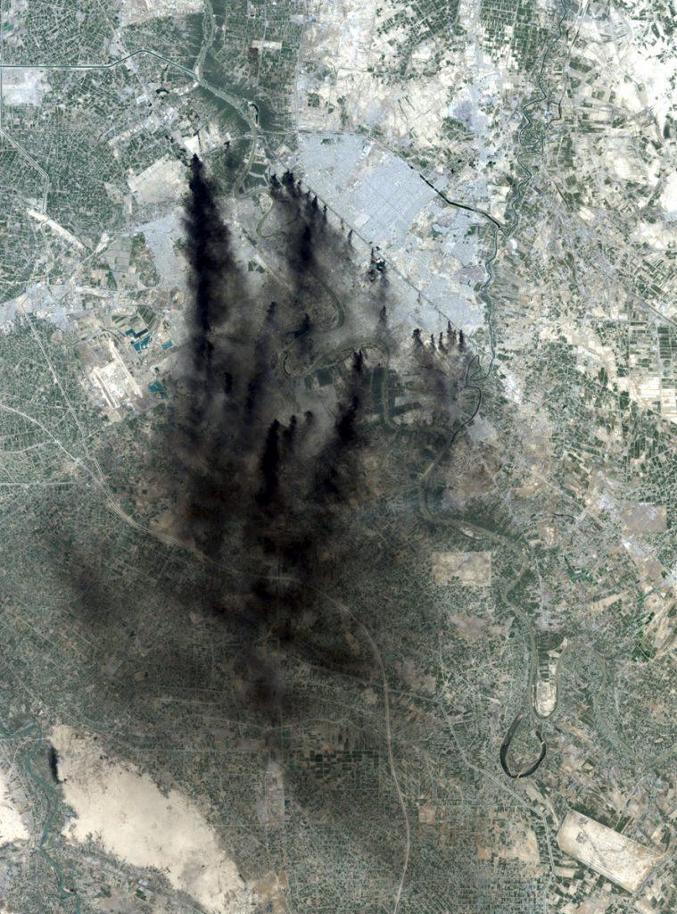 πόλεμος 2003 Ιράκ
