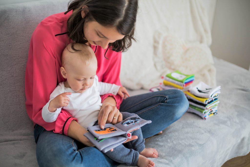 συζήτηση με μωρό