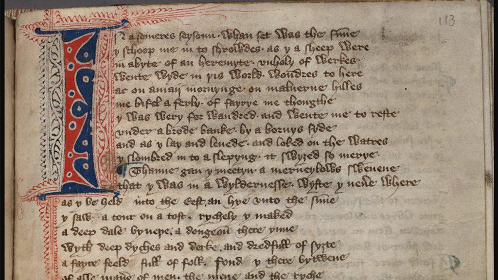 μεσαιωνικό βιβλίο