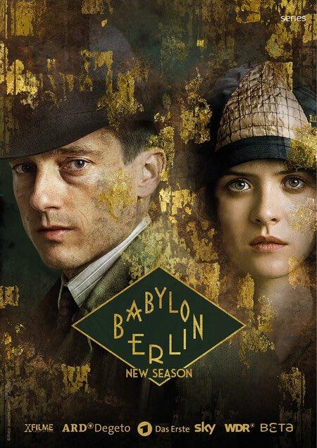 σειρά babylon berlin