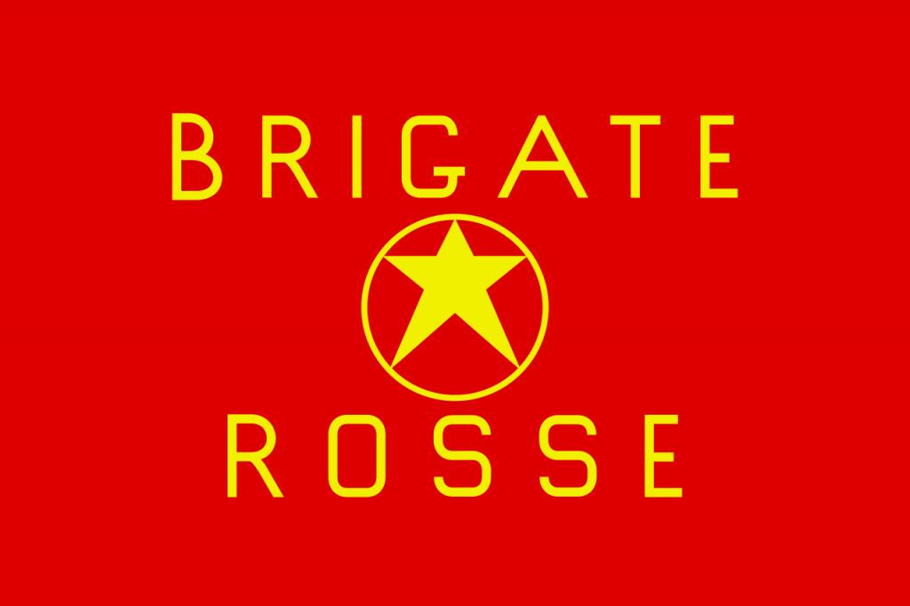 Σημαία των Ερυθρών Ταξιαρχιών.