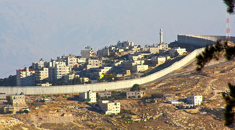 τείχος δυτικής όχθης