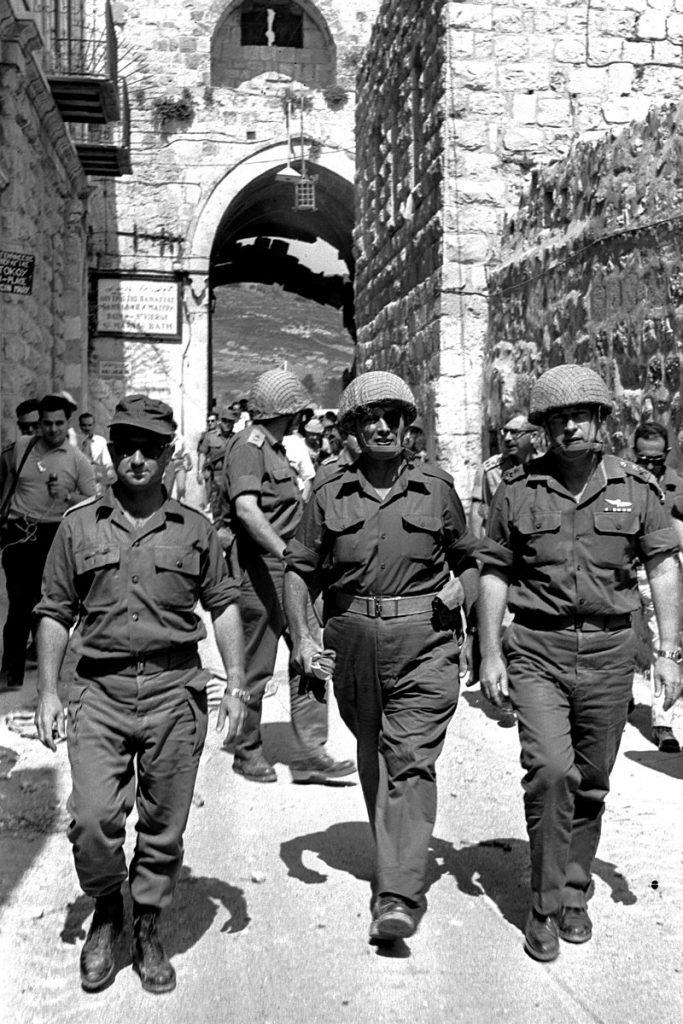 πόλεμος έξι ημερών ιερουσαλήμ