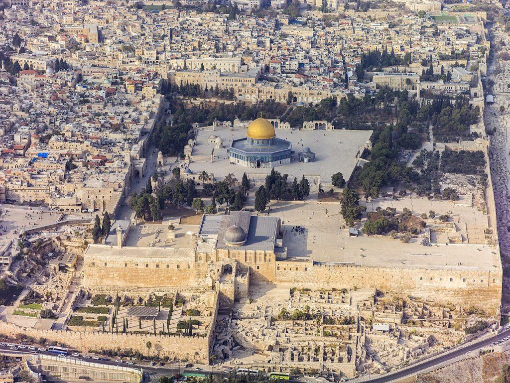 όρος Ναού Ιερουσαλήμ