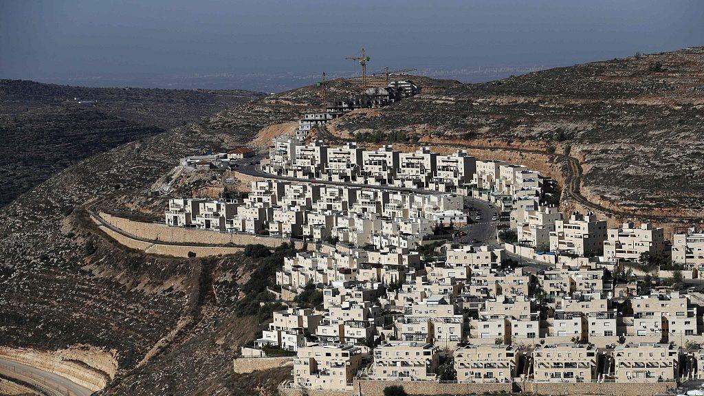 ισραηλινοί οικισμοί