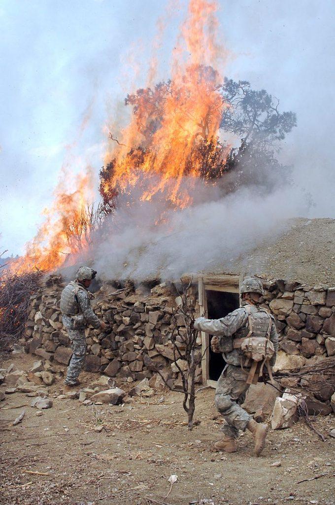 αμερικάνοι στρατιώτες αφγανιστάν