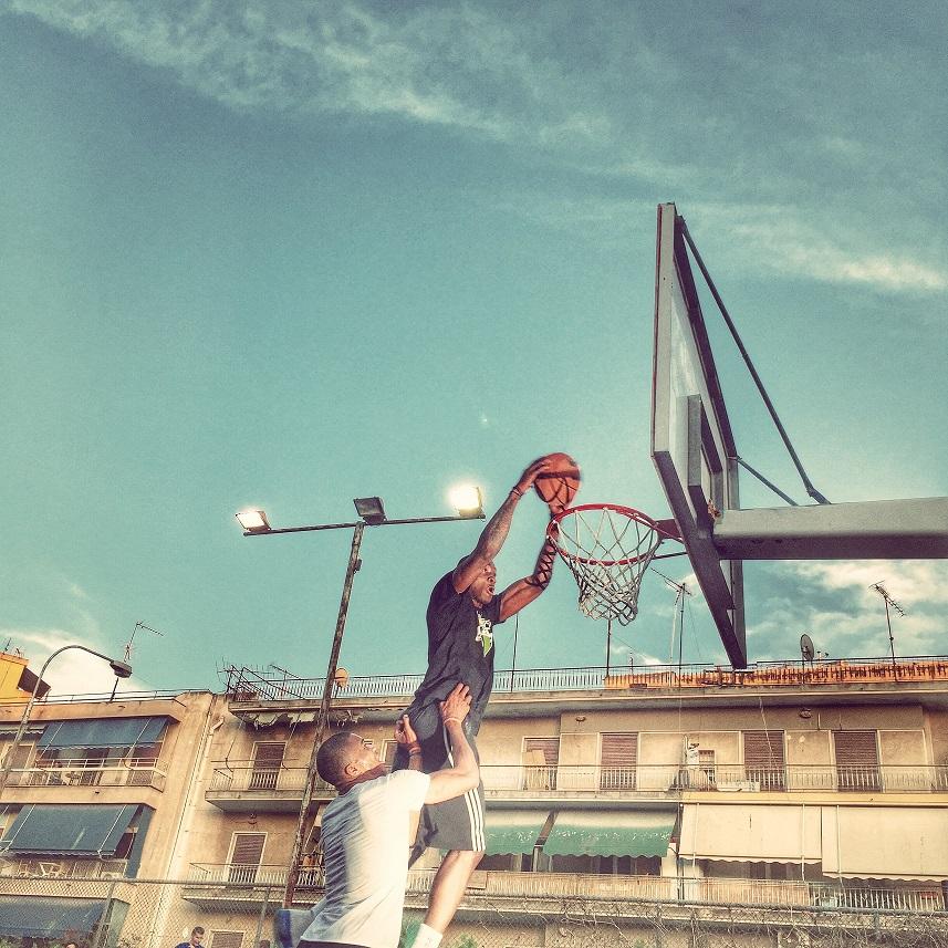 Γιάννης και Θανάσης μπάσκετ Σεπόλια