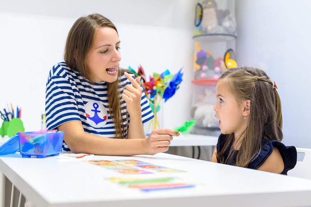 ομιλία παιδιού