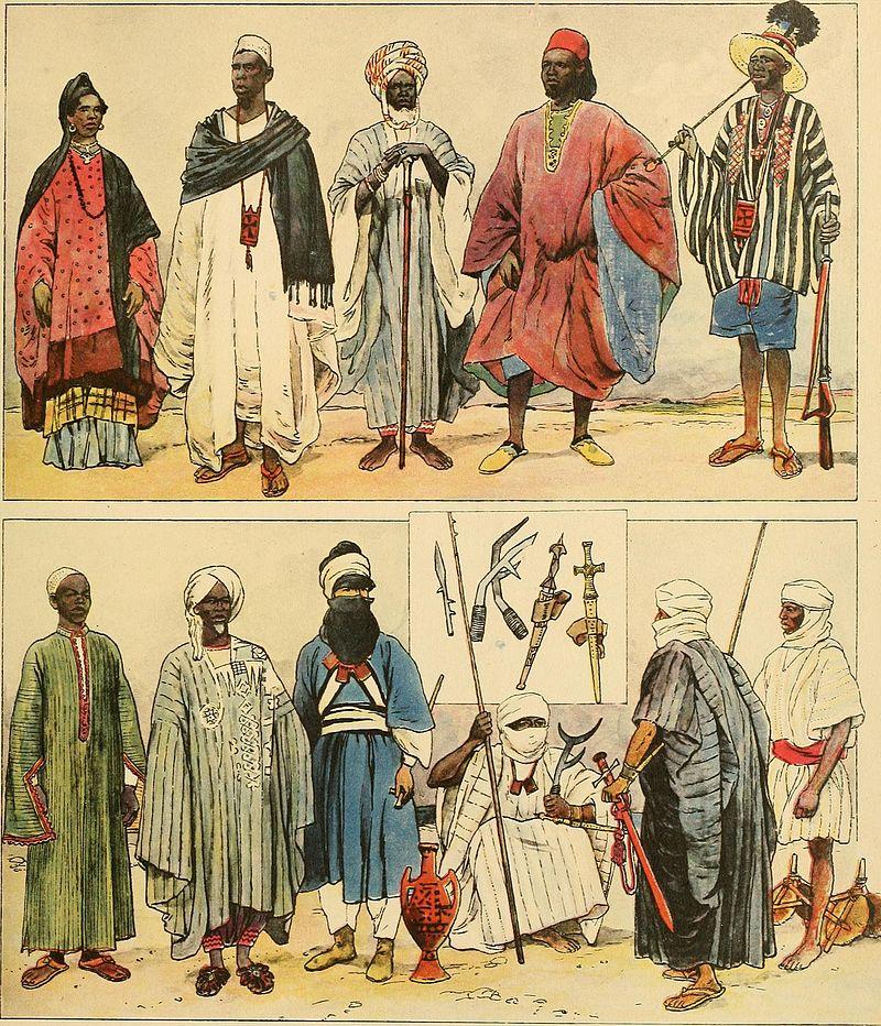 λαοί του σαχέλ