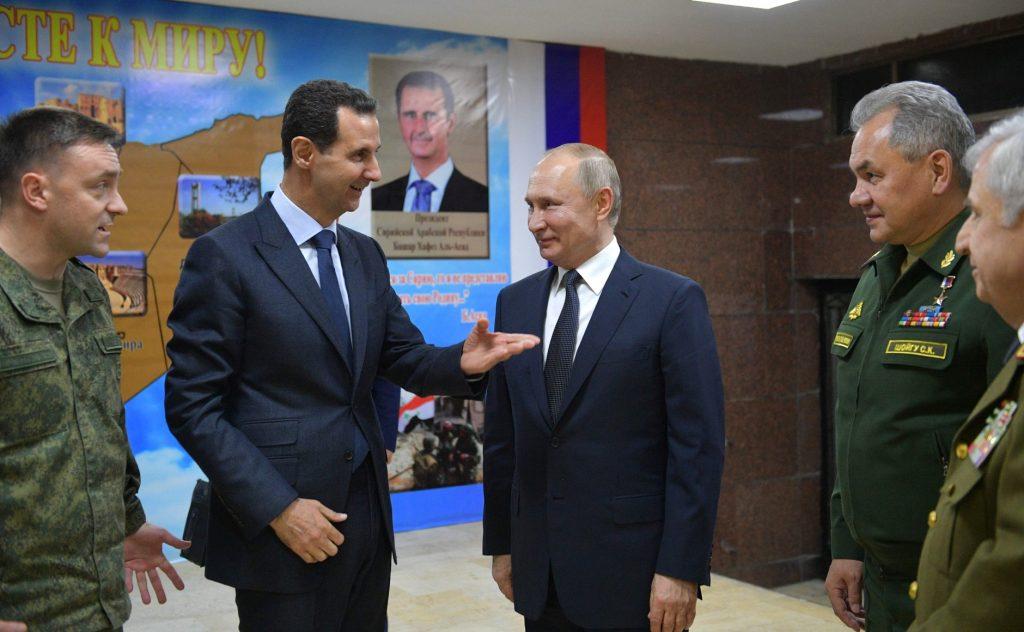 πούτιν άσαντ
