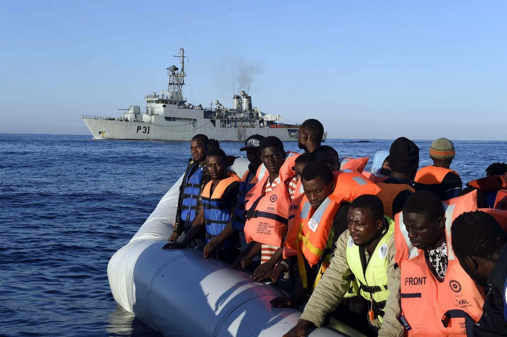 πρόσφυγες Ιταλία